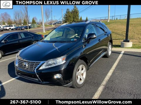 Used Lexus Rx 350 Willow Grove Pa