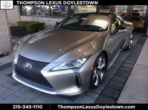 2019 Lexus LC 500 2DR CPE LC 500 RWD