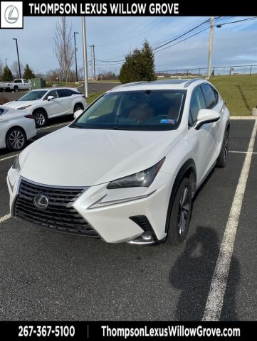 Thompson Lexus Willow Grove >> Pre Owned Suvs Thompson Lexus Doylestown