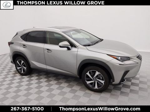 Used 2019 Lexus NX 300 Base | W429P