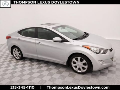Used 2012 Hyundai Elantra Limited